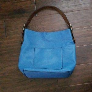 Blue purse (2-in-1)